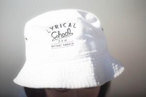 lyrical school 3PM BUCKET HAT